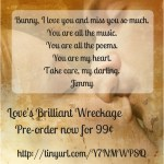 Love's Brilliant Wreckage www.cherylsterlingbooks.com cool links for June 9, 2018