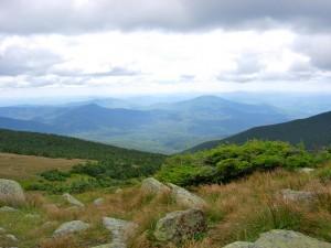 Mt Moosilauke AMC Hike co-lead w/ leslie greer 7-31-2010