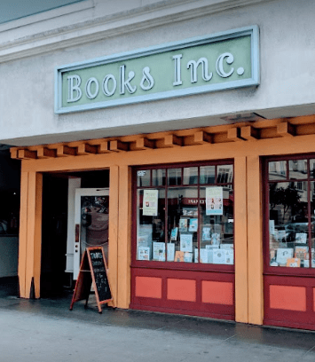 San Francisco, CA – Books, Inc. – Laurel Village