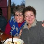 Teri & Roberta at VSC February 2011