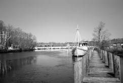 pocomoke river - bridge
