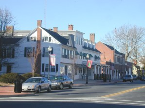 Princess Anne Main Street