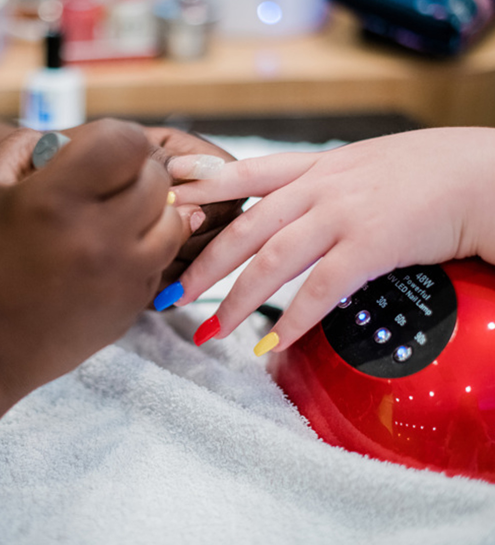 Serenity Hair and Nail Spa - Manicures