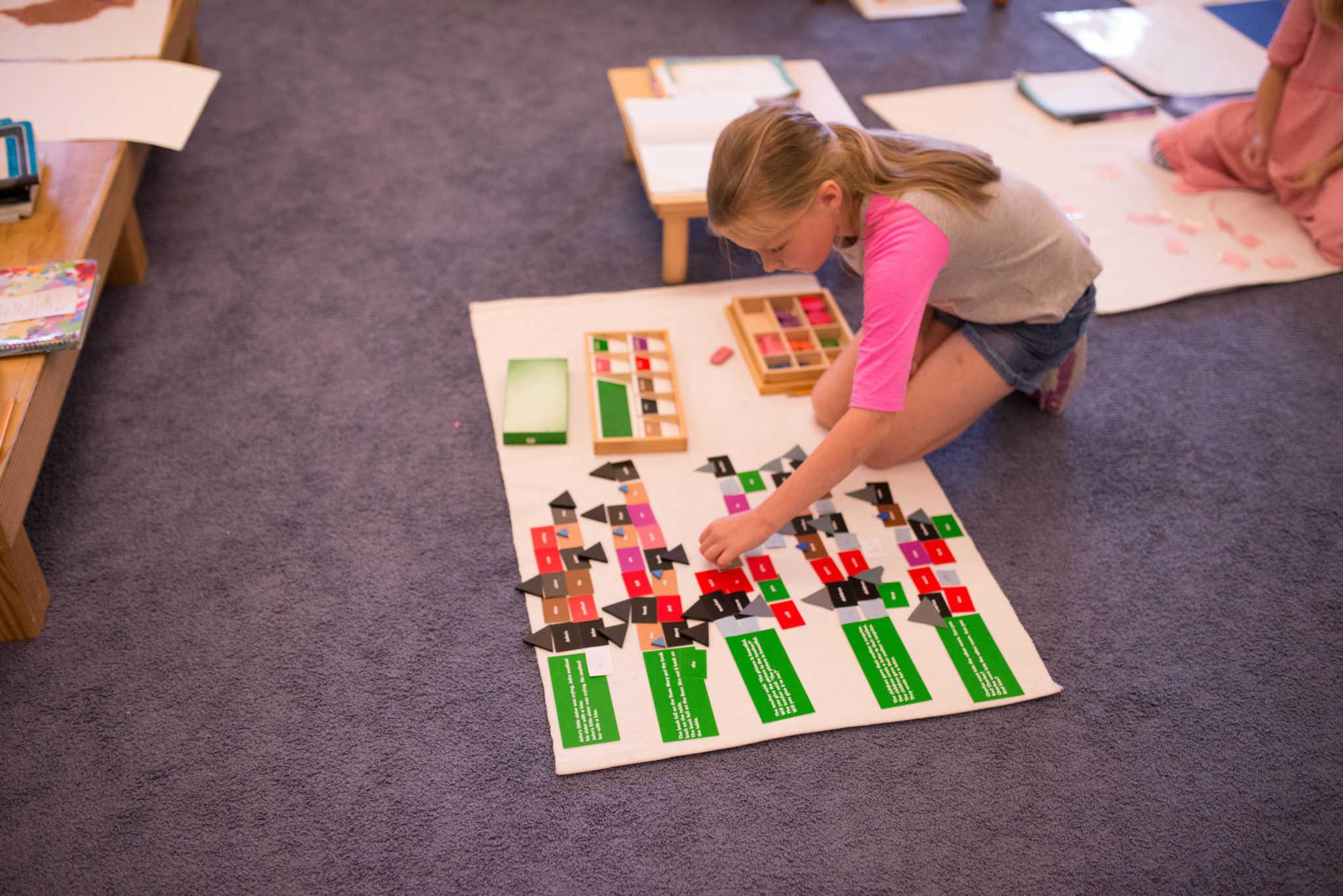 Language In The Montessori Classroom