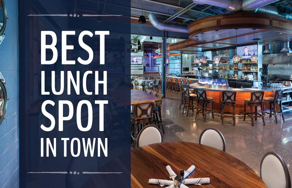lunch spot