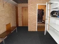 Ski equipment room & Dry room