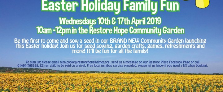 Sow a Seed Easter Activity