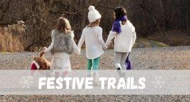 christmas family walk, christmas trails oxfordshire, christmas events oxfordshires, whats on for kids oxfordshire