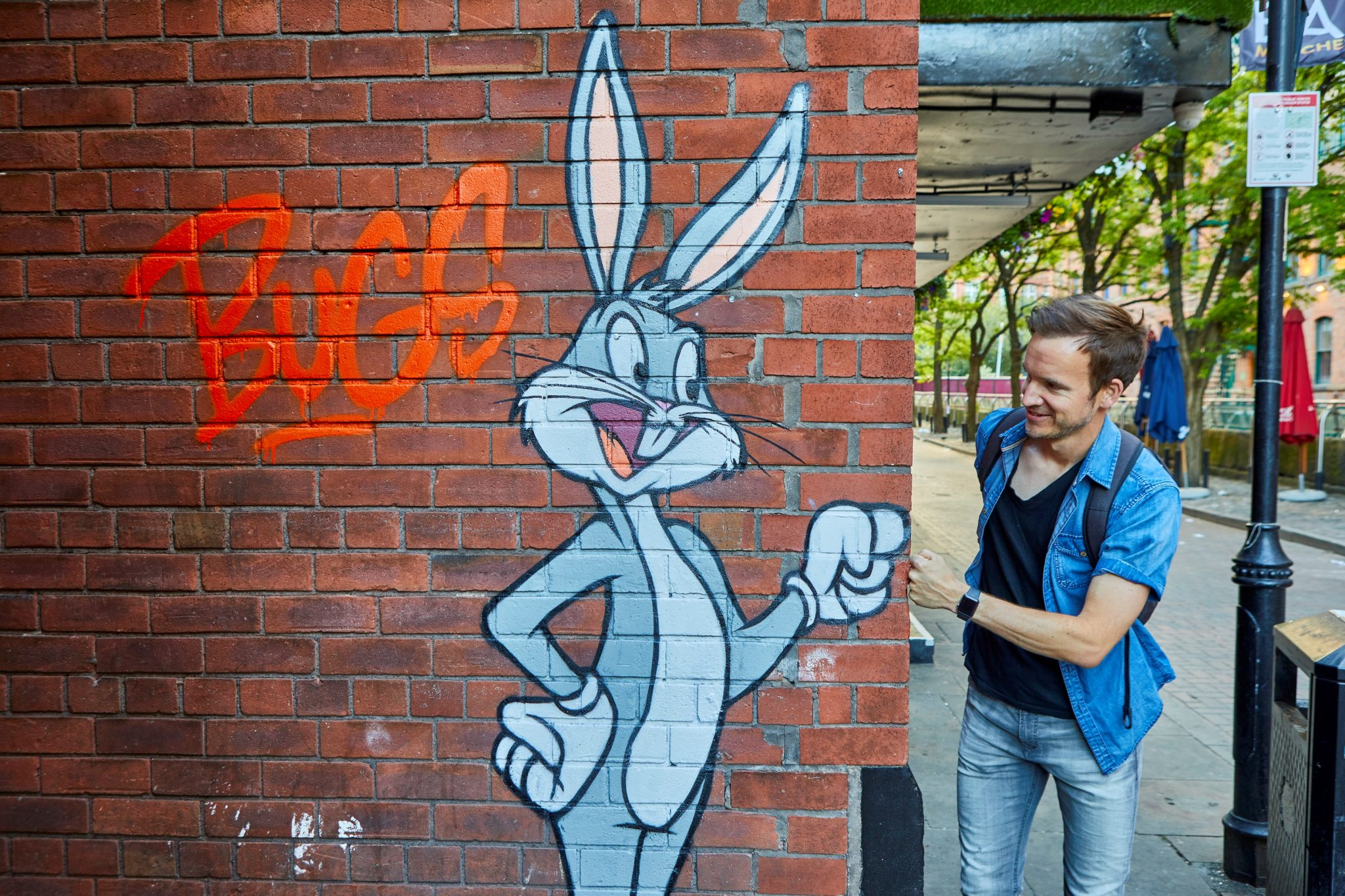 whats on for kids manchester, looney tunes trail manchester, free events manchester