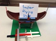 Super Flying Ship