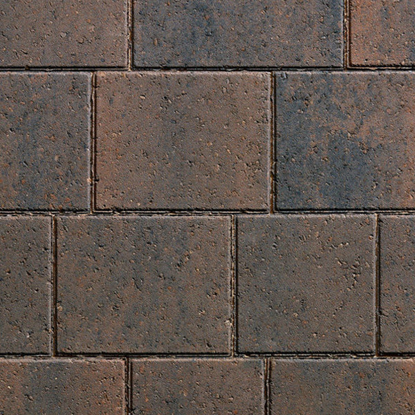 modena 60 rustic gold block paving
