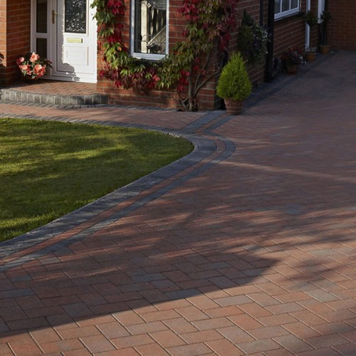 premia brindle block paving