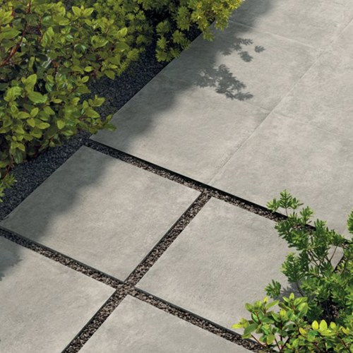 stage porcelain paving