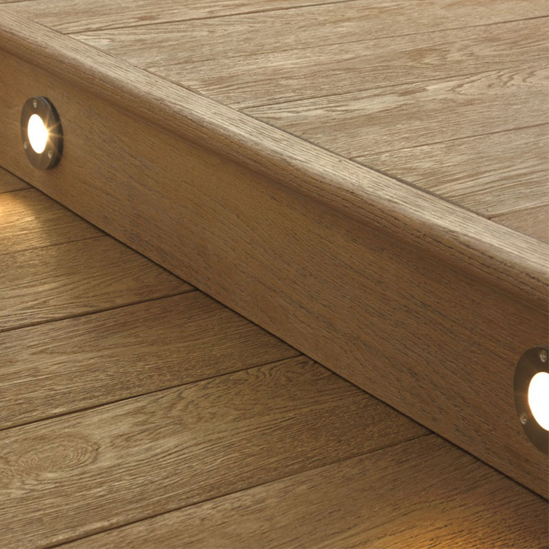 Edging Fascia millboard decking