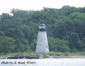 Pooles Island Lighthouse