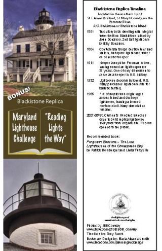 Blackistone Replica Bookmark