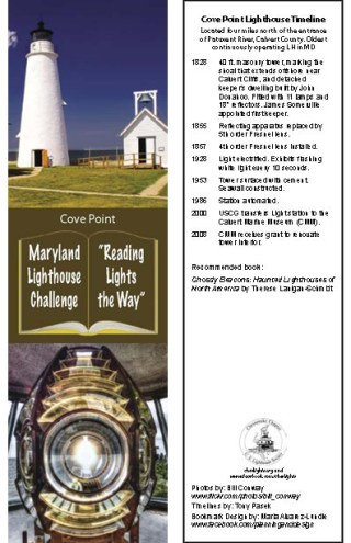 Cove Point Bookmark