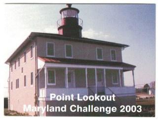 2003 Souvenir Stamp - Point Lookout