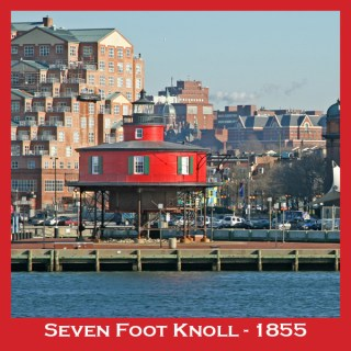 2007 Magnet-Seven Foot Knoll