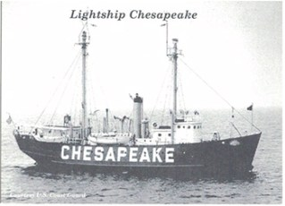 2004 Souvenir Trading Cards - Lightship Chesapeake