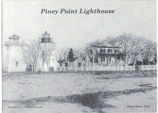 2004 Souvenir Trading Card - Piney Point