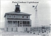 2004 Souvenir Trading Card - Point Lookout