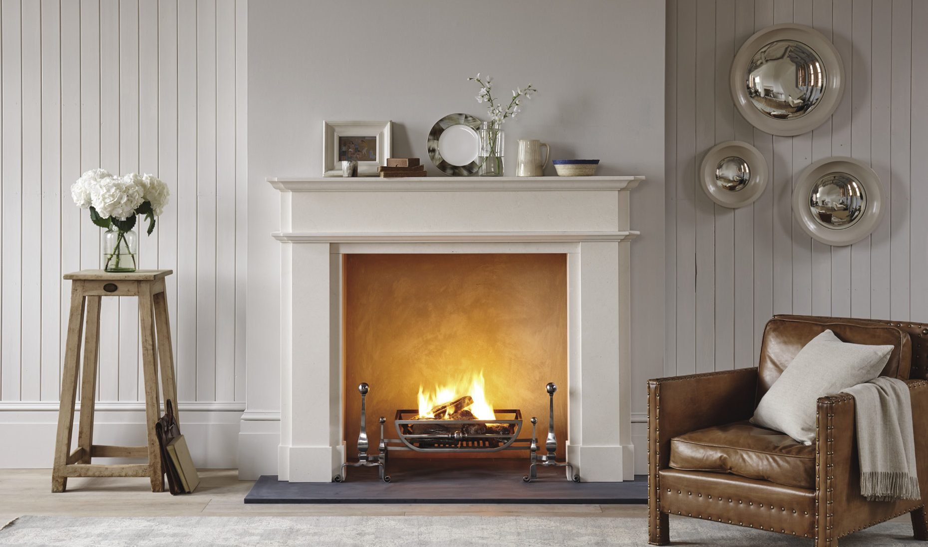 Large Electric Fireplace Stove Fireplaces | Chesneys