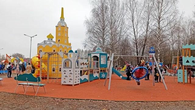 Добросельский парк