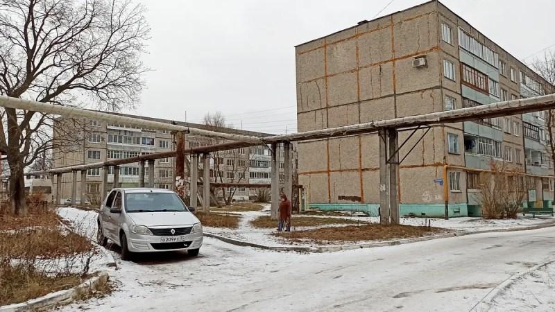 Рейтинг микрорайонов города Владимира: Энергетик