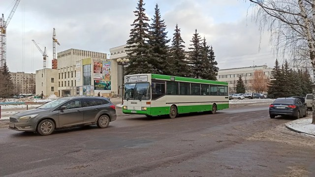 Микрорайон Северный автобус