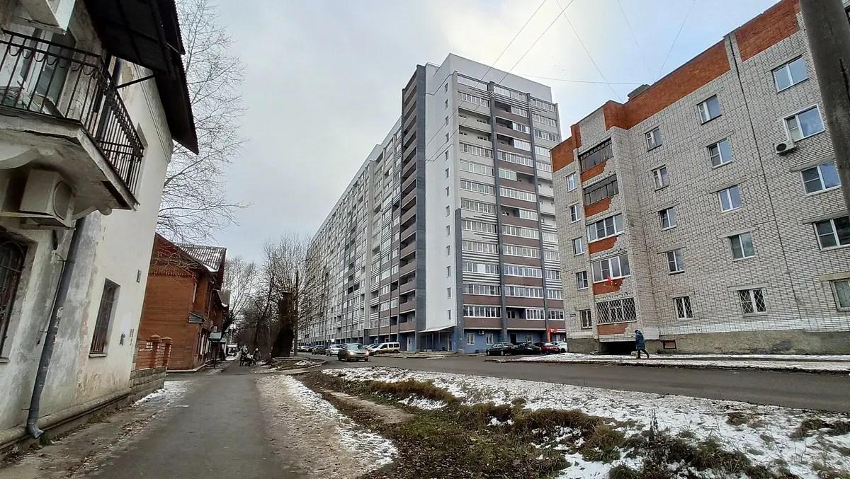 Рейтинг микрорайонов города Владимира: Северная