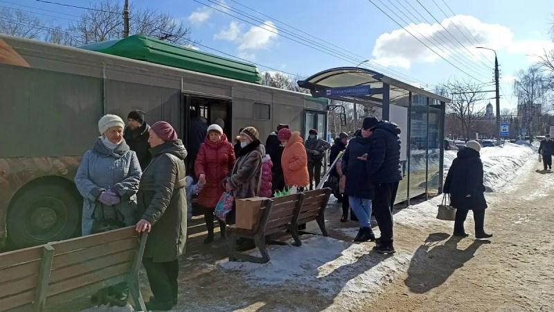 Прокуратура наказала владимирских перевозчиков за транспортный коллапс