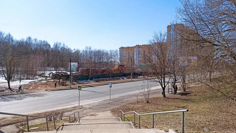 Мэрия Владимира уменьшила вырубку Козьего парка под площадки