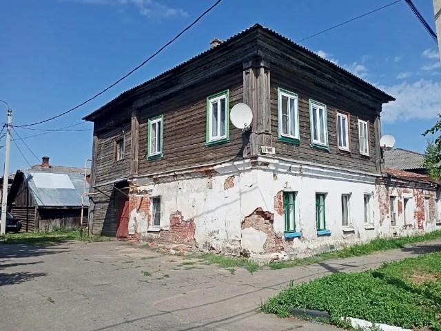 Аварийный дом Юрьев-Польский