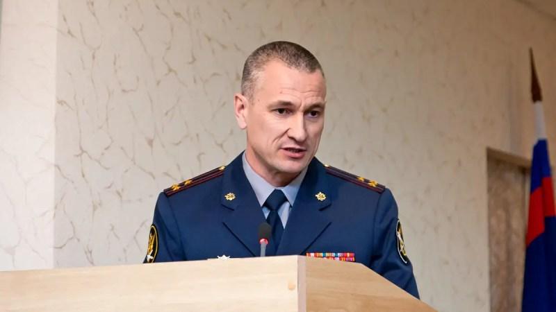 Новым начальником владимирского УФСИН стал Алексей Гиричев