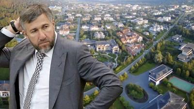 Аникеев и дом на Рублёвке: где живет самый богатый депутат Госдумы?