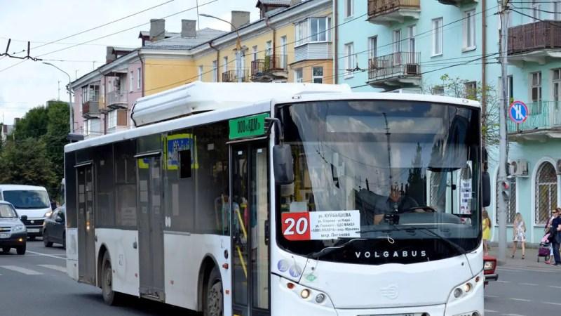 Автобус №20С «Пиганово – Глобус» вернется 10 июля