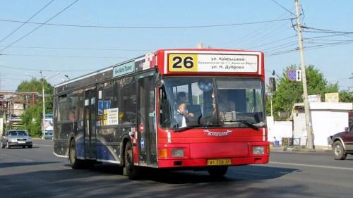 Автобусы №26 и №28 без конкурса передали «ОКТО»