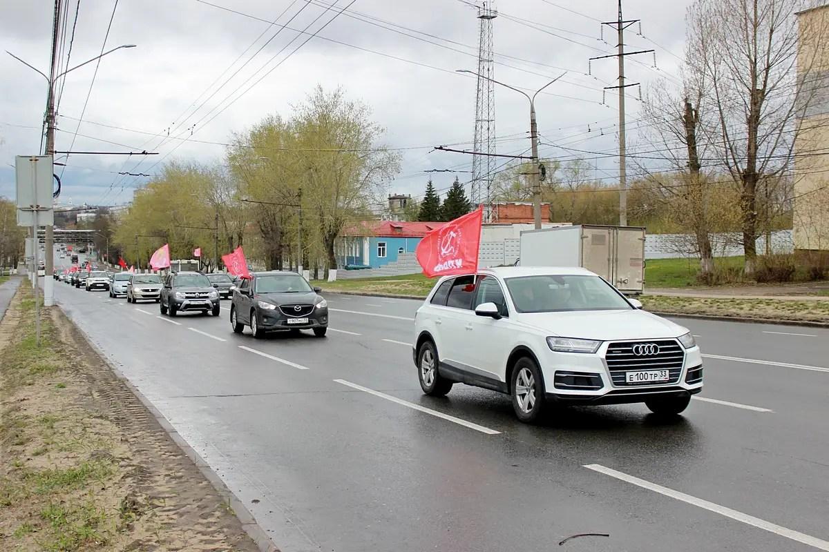 Антона Сидорко оштрафовали за первомайский автопробег КПРФ