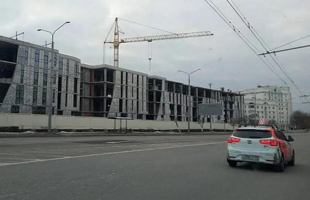 Вишня-парк строительство