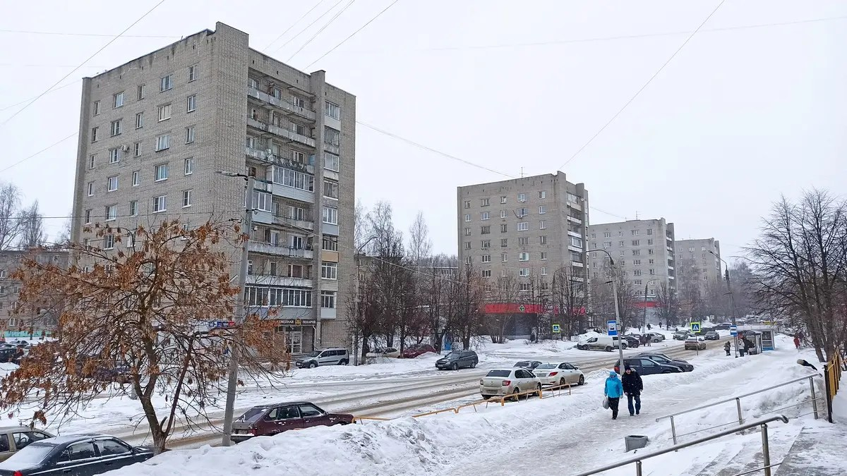 Рейтинг микрорайонов города Владимира: Балакирева