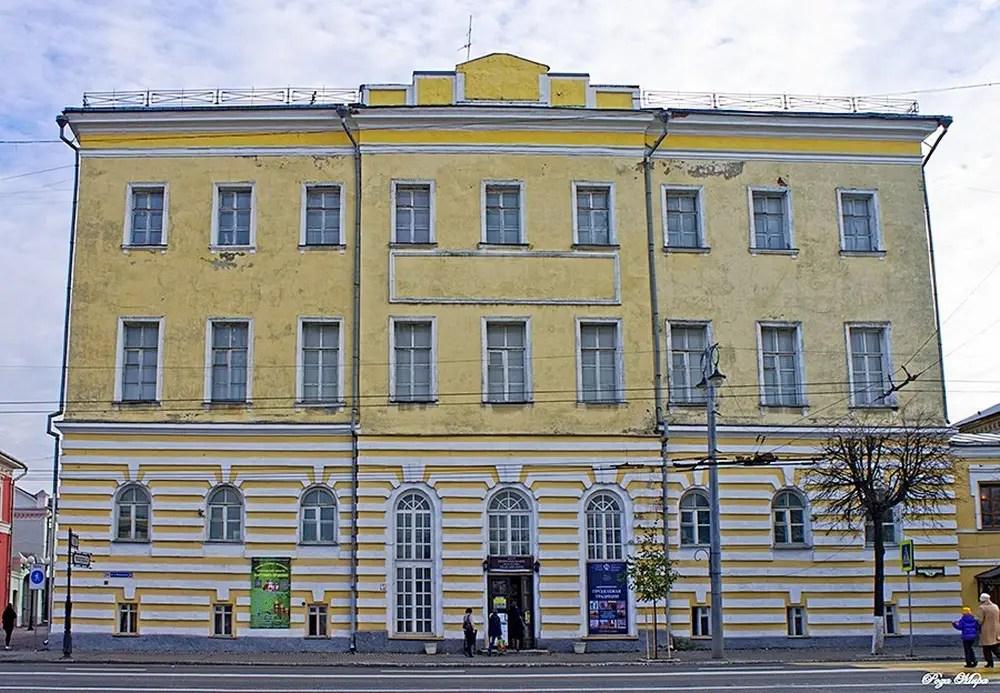 Здания Центра ИЗО, театра «Разгуляй» и домов культуры Владимира изношены на 100%