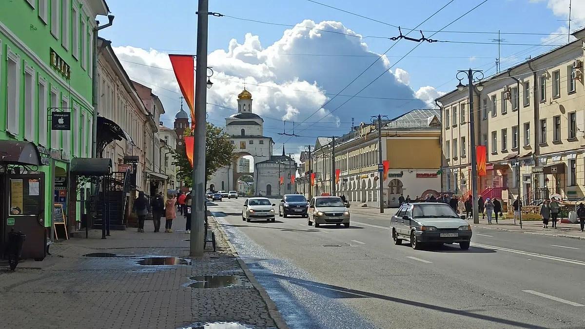 На День города во Владимире перекроют движение транспорта