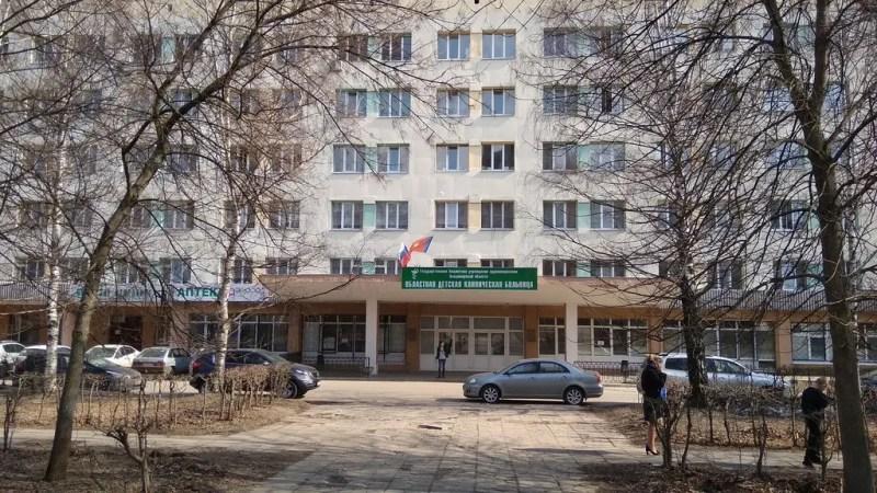Педиатры детской больницы переезжают в филиал на Добросельской