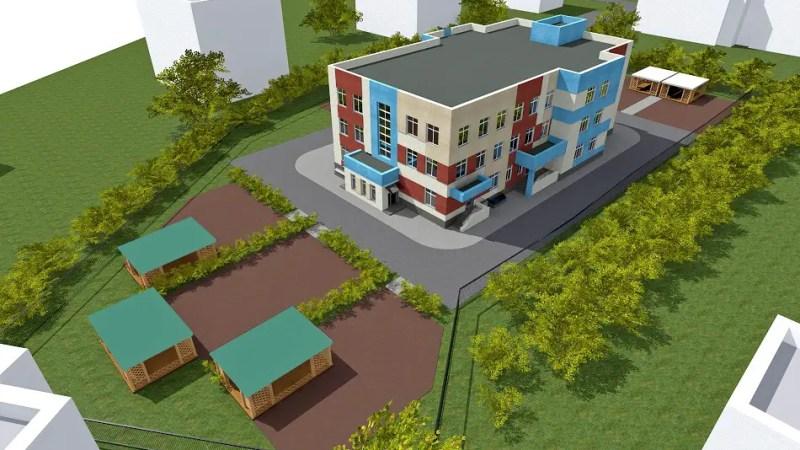 Детский сад в Веризино построят к концу 2020 года