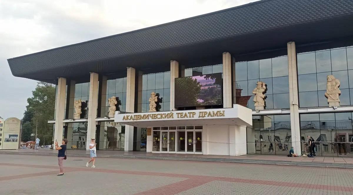 На ремонт владимирского драмтеатра потратят почти миллиард рублей