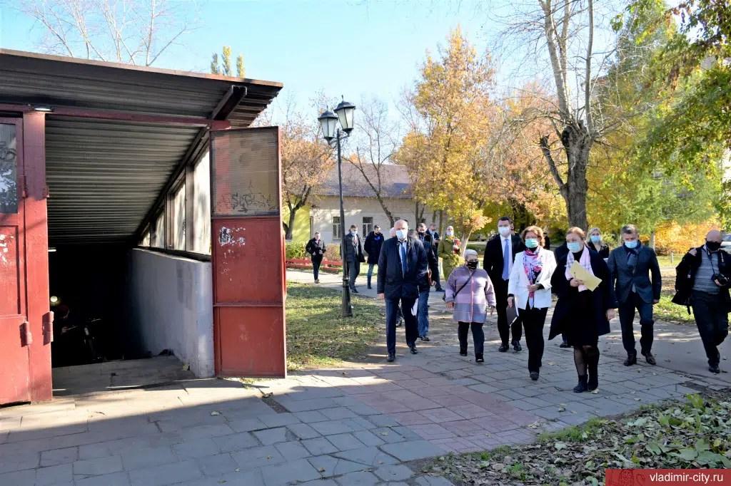 Шохин вновь пообещал отремонтировать подземный переход в Юрьевце