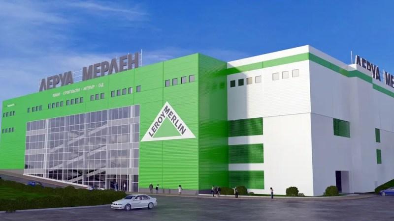 За Пекинкой у «Глобуса» построят логистический центр и «Леруа Мерлен»