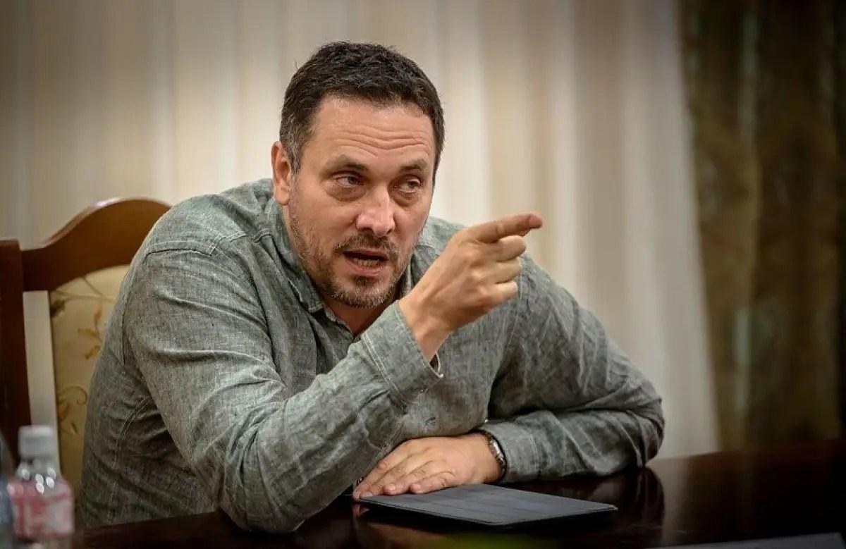 Максим Шевченко ушел с поста руководителя фракции КПРФ