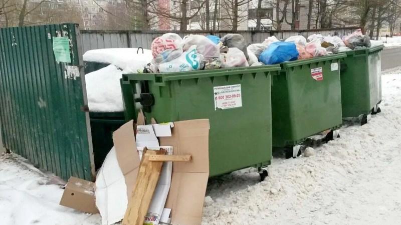«Биотехнологиям» снизили тариф на вывоз мусора